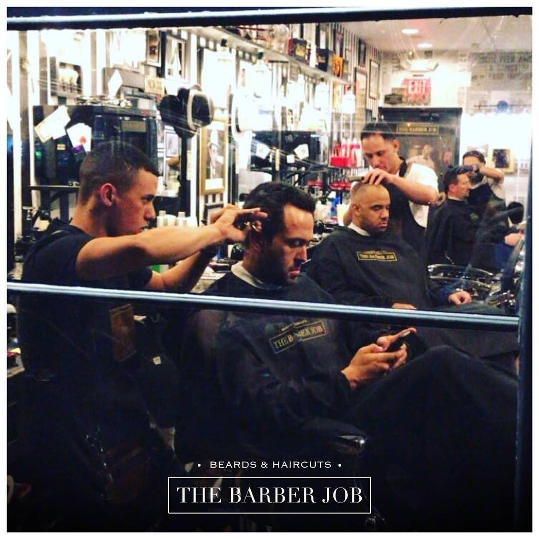 The Barber Job Inc